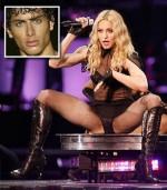 Madonna Toy Boy Jesus Is A Porn Star