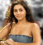 Namitha Wants Jolie Figure