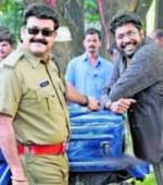 Mohanlal As Raman Police