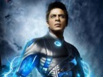 Shahrukh Khan Ra One In 3d Aid