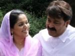 Mohanlal Kavya Madhavan At Pala Aid