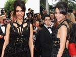 Mallika Flashes Inners At Cannes Aid