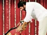 Niranjana Dance Debut Mammootty Aid