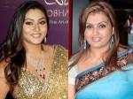 Namitha Slams Sona Aid