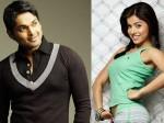Ajmal Refuses To Kiss Aparna Aid