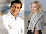I Fell In Love With Salman Khan Australian Actress Aid