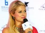Paris Hilton India Bollywood Fans Aid
