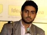 Abhishek Bachchan Injured Again Fractures Finger Aid