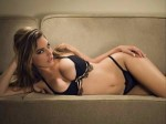 Kelly Brook Posts Nude Pic On Twitter Aid