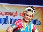 Manju Warrier Performing Kuchipudi Guruvayur