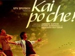 Kai Po Che Earns More Than 4 Crore On Opening Day