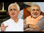 Khurshid Compares Modi To A Monkey Politics
