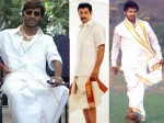 Superstars Show The Power Of Veshti