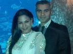 Veena Malik Gettingcosy Billionaire Boyfriend