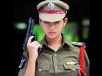 Bhavana Playing As Police Officer