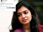 Nazriya Nazim Tweet Taking Leave From Film For Exam