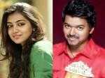 Nazriya Nazim To Pair Up With Vijay
