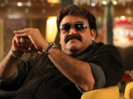 Mohanlal In The Dolphin Bar With Suresh Gopi