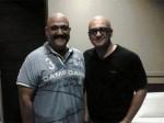 Ajith Kumar S New Tonsure Look