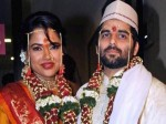 View Photos Sameera Reddy Gets Married Akshai Varde