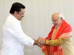 Suresh Gopi Meets Narendra Modi