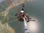 Rima Kallingal Goes Paragliding
