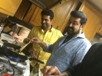 Mohanlal Tries Hand At Cookery