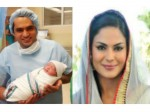 Pakistani Actress Veena Malik Gives Birth To A Baby Boy