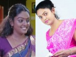 The Real Look Karutha Muthu Serial Fame Premi Viswanath