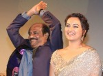 Rajinikanth Romancing Sonakshi Was More Challenging Than Performing Stunts