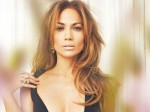 Is Jennifer Lopez Unrecognizable Without Bronzer Lip Gloss Exhausting Boy Door Promo