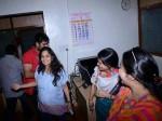 Actress Shalini Came To Watch Yennai Arinthaal