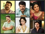 Malayalam Superstars Are Busy With The Films