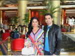 Veena Malik Was Seen Celebrating Her 31st Birthday