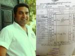 Gopi Sundar Was Failed Sslc Examination