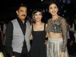 Daughters Shruti Akshara Both Reject Kamal Haasan