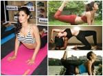 Hot Bollywood Actresses Who Swear Yoga