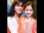 Bajrangi Bhaijaan Katrina Kaif Adorable Picture With Harshaali Malhotra