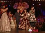 Aishwarya Rai Sets Ramp Ablaze Manish Malhotra