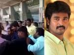 Was Siva Karthikeyan Attacked Fans Madurai