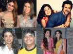 Bollywood Stars With Their Sibling
