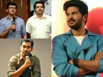 Dulquer Salmaan Bobby Sanjay With Anoop Sathyan Anthikad