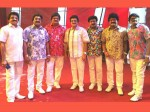 Mg Sreekumar With His Dupes