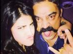Kamal Hassan Confirms Film With Daughter Shruti Hassan