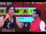 Dharmajan Subhi Ranjini Haridas At Flowers Television Award