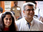 Ajith Telling About Shalini