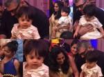 Ajith Celebrates His Son Kutty Thala Aadvik S First Birthday