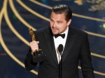 Leonardo Dicaprio Almost Forgot His Oscar Trophy At An After Party