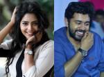 Aishwarya Lekshmi Play Nivin S Heroine