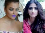 Sonam Kapoor Aishwarya Rai Wanted Attention Talked About Purple Lips
